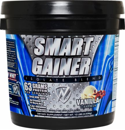 New Whey Nutrition, Smart Gainer, 4536 грамм