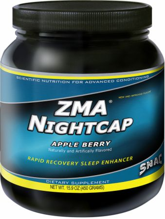 SNAC, ZMA Nightcap, 450 грамм