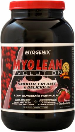 Myogenix, MYOLEAN EVOLUTION, 30 порций