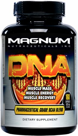 Magnum Nutraceuticals, DNA, 160 капсул