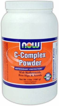 NOW, C-Complex Powder, 227 грамм
