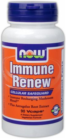 NOW, Immune Renew, 90 капсул
