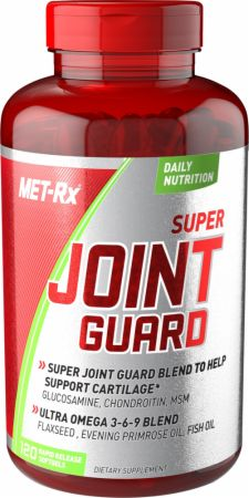 Met-Rx, Super Joint Guard, 120 капсул