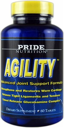 Pride Nutrition, Agility, 60 капсул