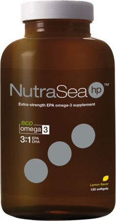 Ascenta, NutraSea Hp, 120 капсул