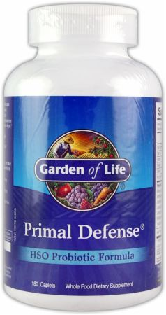 Garden Of Life, Primal Defense, 180 таблеток