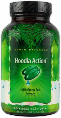 Irwin Naturals, Hoodia Action, 60  капсул