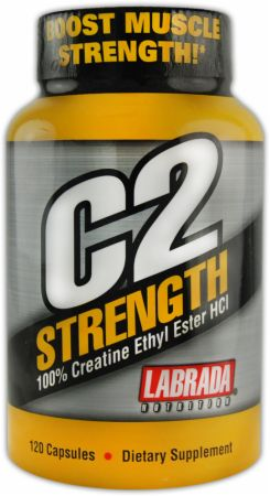 Labrada, C2 Strength, 120 капсул
