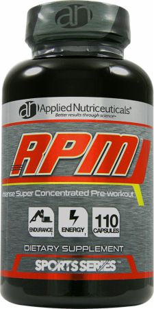 Applied Nutriceuticals, RPM, 110 капсул