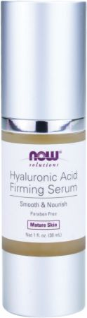 NOW, Hyaluronic Acid Firming Serum, 30 мл