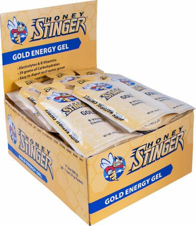 Honey Stinger, Stinger Energy Gels, 24 шт
