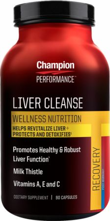 Champion, Liver Cleanse, 90 капсул