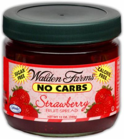 Walden Farms, Fruit Spread, 340 грамм