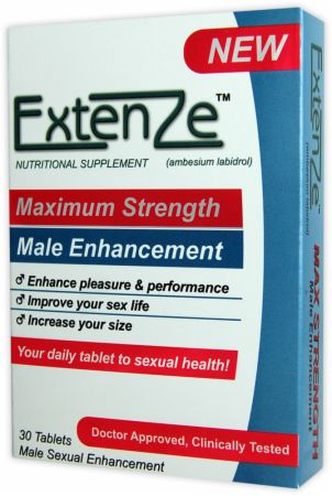 Biotab Nutraceuticals, ExtenZe, 30 таблеток