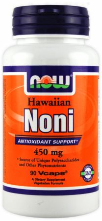 NOW, Hawaiian Noni, 450мг/90 капсул