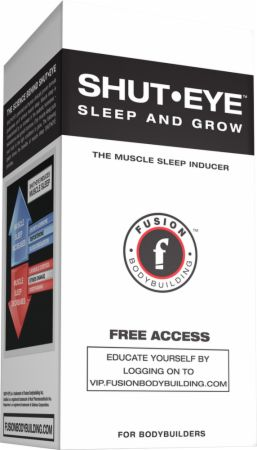 FUSION BODYBUILDING, SHUT-EYE, 120 капсул