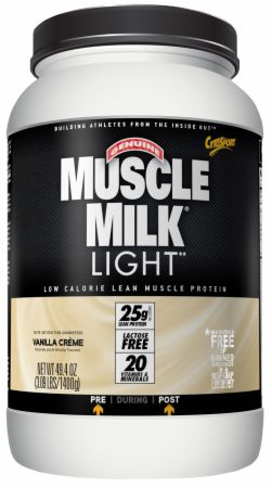 CytoSport, Muscle Milk Light, 749 грамм