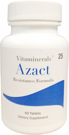 VitaMinerals, Azact, 60 таблеток