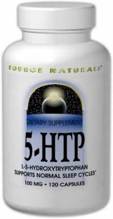 Source Naturals, 5-HTP, 120 капсул