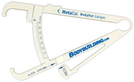 Bodybuilding.com Accessories, Body Fat Caliper