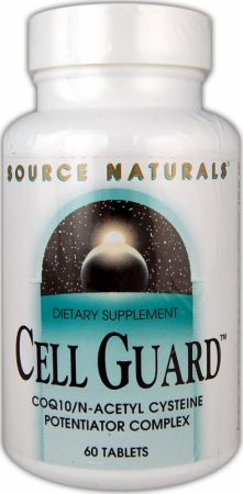 Source Naturals, Cell Guard, 60 таблеток