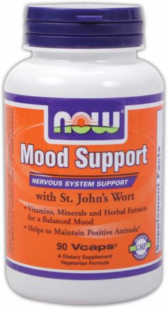 NOW, Mood Support, 90 капсул