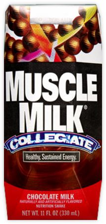 CytoSport, Muscle Milk Collegiate RTD, 12 бутылок