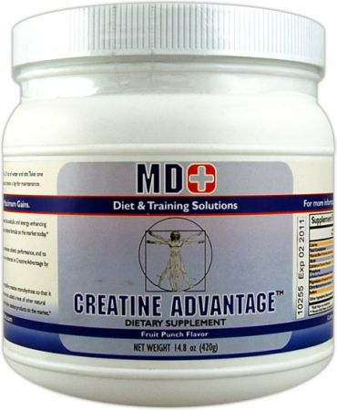Metabolic Diet, Creatine Advantage, 420 грамм