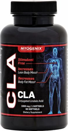 Myogenix, CLA, 1000мг/240 капсул