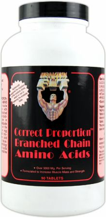 Healthy 'N Fit, Correct Proportion Branched Chain Amino Acids, 90 таблеток