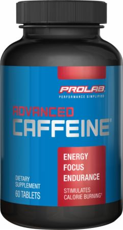 Prolab, Advanced Caffeine, 120 таблеток