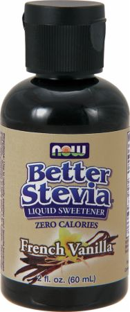 NOW, Better Stevia Liquid Extract, 237 мл