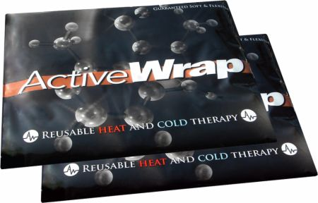 Active Wrap, Hot/Cold Packs, 2 упаковки