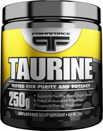 PrimaForce, Taurine, 250 грамм