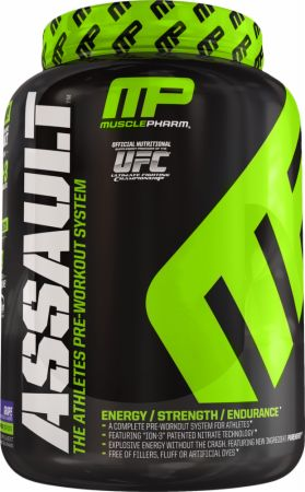 MusclePharm, Assault, 50 порций