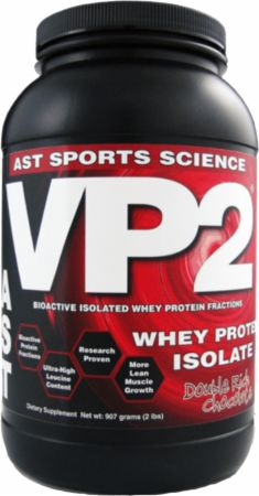 AST, VP2 Whey Isolate, 908 грамм
