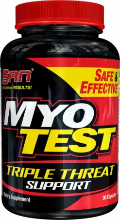 S.A.N., MyoTEST, 90 капсул