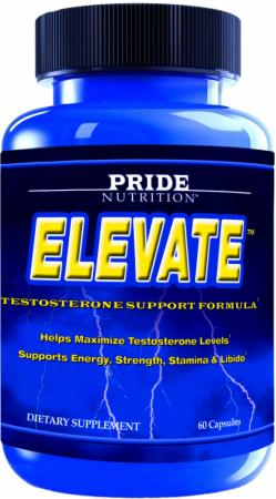 Pride Nutrition, Elevate, 60 капсул