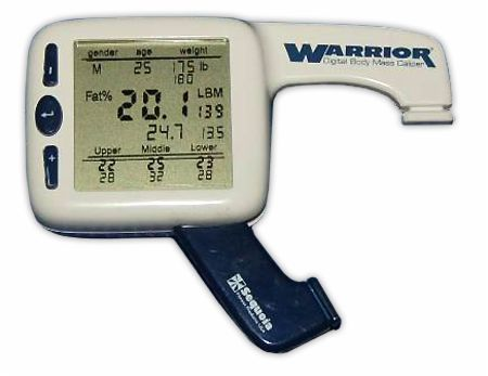 Sequoia Fitness, Warrior Digital Body Mass Caliper