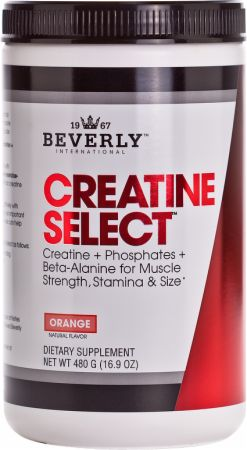 Beverly International, Creatine Select, 480 грамм