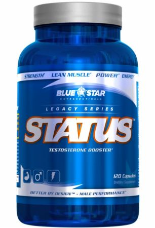 Blue Star Nutraceuticals, Status, 120 капсул