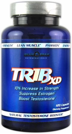 Blue Star Nutraceuticals, Trib XD, 120 капсул