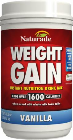 Naturade, Weight Gain, 1,1 кг