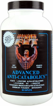 Healthy 'N Fit, Advanced Anti-Catabolics, 90 капсул