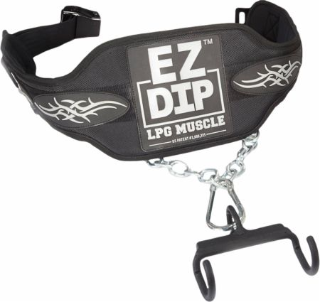 Haulin' Hooks, E-Z Dip Belt With Dumbbell Hook