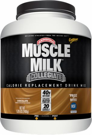 CytoSport, Muscle Milk Collegiate, 2400 грамм