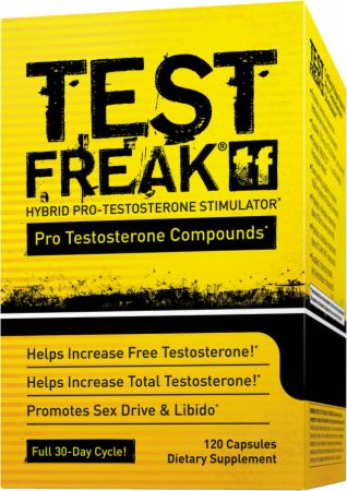 PharmaFreak, TEST FREAK, 120 капсул