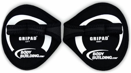 Bodybuilding.com Accessories, GRIPAD Lifting Gloves