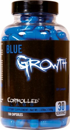 Controlled Labs, Blue GrowtH, 150 капсул