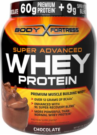 Body Fortress, Super Advanced Whey Protein, 885 грамм